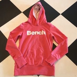 Bench Pink Pullover Hoodie